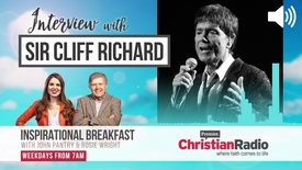 "Thumbnail for entry Sir Cliff Richard: ""The false allegations against me made my faith stronger"""