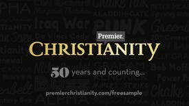 Thumbnail for entry Premier Christianity magazine – still fresh at 50 years old