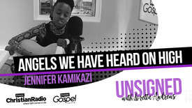 'Angels We Have Heard On High' - Jennifer Kamikazi // Premier Unsigned