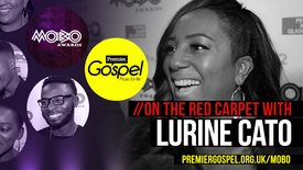 Thumbnail for entry Lurine Cato // Premier Gospel at the Pre-MOBO Awards 2016