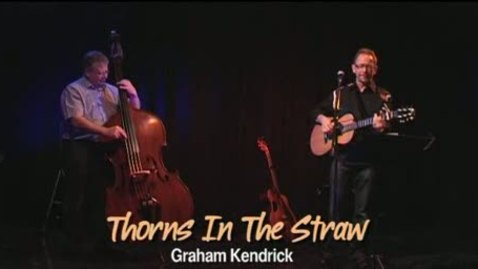 Thorns in the Straw | Graham Kendrick