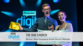 Thumbnail for entry Most Engaging Small Church Website // Premier Digital Awards 2016
