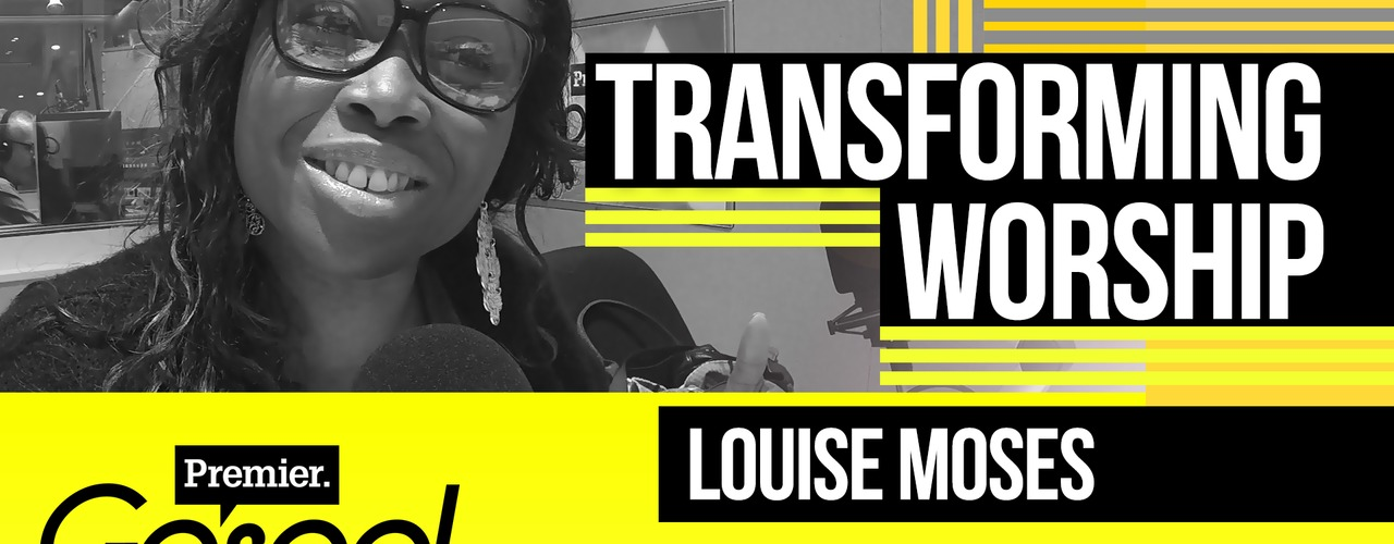 Louise Moses on true worship // Gospel Drive with Lady T