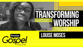 Thumbnail for entry Louise Moses on true worship // Gospel Drive with Lady T
