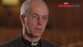 Thumbnail for entry Problem sharing the Gospel // Justin Welby // The Profile