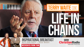 Thumbnail for entry Life in chains – how did Terry Waite cope with solitary confinement? // Inspirational Breakfast