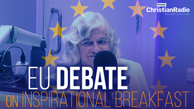 "Thumbnail for entry Is Britain Filled to capacity? Ann Widdecombe says Brexit will ""control"" borders not ""close them"""