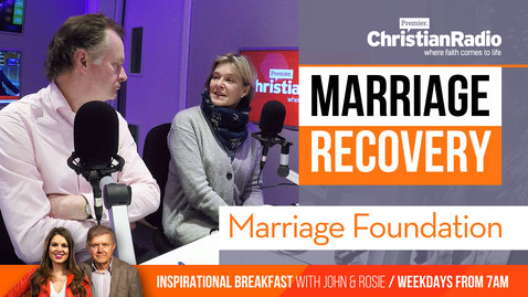What's the secret to a happy marriage? // Harry and Kate Benson on IB