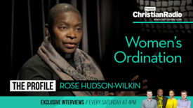 Thumbnail for entry What was it like before women were ordained priest? // Rose Hudson-Wilkin