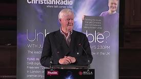 Os Guinness // Is It Fools Talk? // Unbelievable? Conference 2014