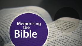 Egypt: Memorising The Bible