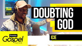 Thumbnail for entry Christian rapper struggled with his faith // ICIE on Gospel Drive