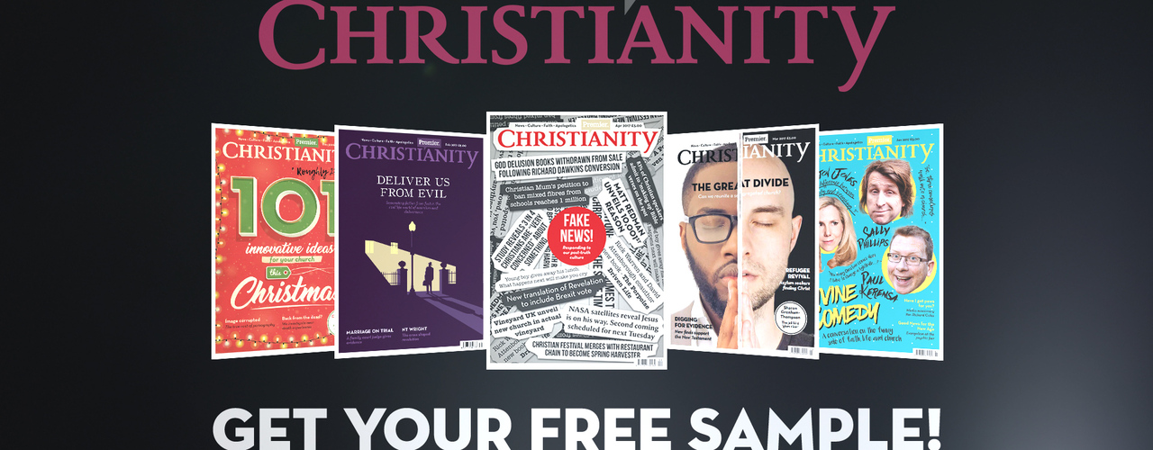 OUT NOW! Premier Christianity // April 2017 Issue