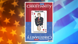 Thumbnail for entry US Elections, Tony Campolo , and being naturally supernatural! // Premier Christianity Nov 2016