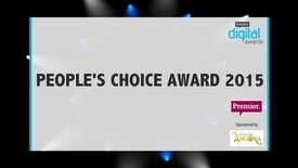 Thumbnail for entry People's Choice Award // Premier Digital Awards 2015