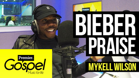 "Mykell Wilson: ""Justin Bieber leads private worship on tour"" // Gospel Drive"