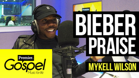 "Thumbnail for entry Mykell Wilson: ""Justin Bieber leads private worship on tour"" // Gospel Drive"