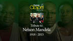 Nelson Mandela // A Premier Gospel Reflection