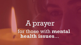 Day 6: Prayer for those with mental health issues