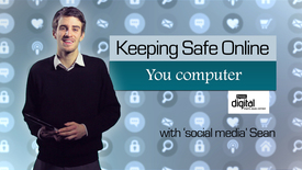 Thumbnail for entry Keeping Safe Online // Your computer
