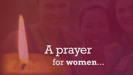 Thumbnail for entry Day 5: A prayer for women