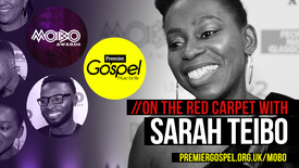 Thumbnail for entry Sarah Teibo // Premier Gospel at the Pre-MOBO Awards 2016