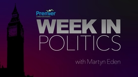 Thumbnail for entry Inflation down & PMQs // Week in Politics (27/3/14)