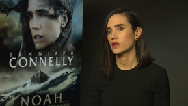 Thumbnail for entry Jennifer Connelly Interview // Noah