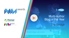 Thumbnail for entry #CNMAC13 // Multi-Author Blog of the Year