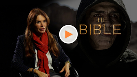 Thumbnail for entry The Devil in 'The Bible' TV Series // Roma Downey