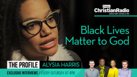 Thumbnail for entry Alysia Harris: God is working through Black Lives Matter // The Profile