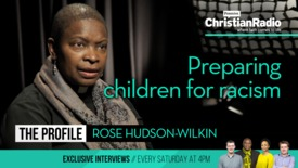 Thumbnail for entry Advising your children about a world full of racial prejudice? // Rose Hudson-Wilkin