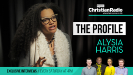 Thumbnail for entry Alysia Harris performs her spoken word poetry // The Profile