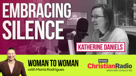 Thumbnail for entry Embracing Silence // Katherine Daniels on Woman to Woman
