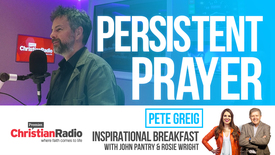 Thumbnail for entry Why is my prayer not being answered!? // Pete Greig on Inspirational Breakfast