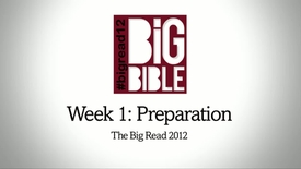 Thumbnail for entry Week 1: Preparation (Tom Wright)
