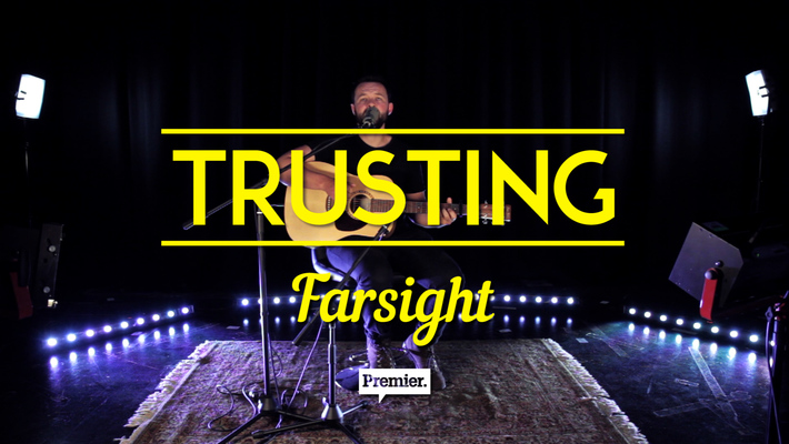 Farsight performs 'Trusting' // Premier Unsigned