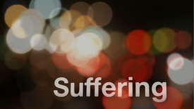 Thumbnail for entry Sermon Video: Suffering