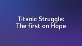 Thumbnail for entry Devotional: Titanic Struggle