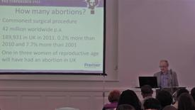 Abortion // Trevor Stammers // Unbelievable? Conf. 2013