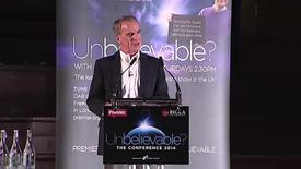 Thumbnail for entry William Lane Craig // Evidence for God // Unbelievable Conference 2014