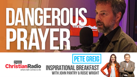 Thumbnail for entry How can you pray dangerously? // Pete Greig on Inspirational Breakfast