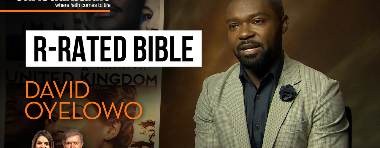 "David Oyelowo: ""Christian films can be preachy and not truthful"""