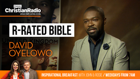 "Thumbnail for entry David Oyelowo: ""Christian films can be preachy and not truthful"""