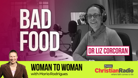 Thumbnail for entry Food affects mental health // Dr Liz Corcoran on Woman to Woman