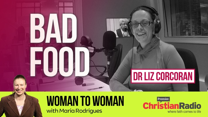Food affects mental health // Dr Liz Corcoran on Woman to Woman