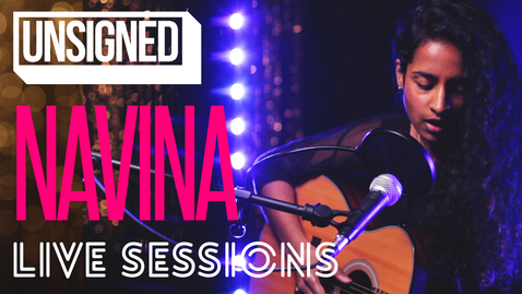 Unsigned: Navina performs 'Time'