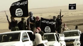 Thumbnail for entry In A Minute - What is Islamic State?