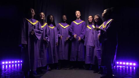 Imperial College Gospel Choir // Kumbaya