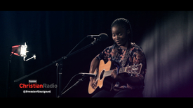 Thumbnail for entry Mariam performing her song 'Galaxies' // Premier Unsigned